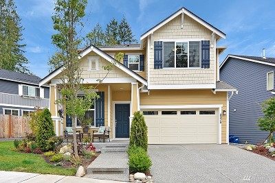 Snohomish Single Family Home Contingent: 2315 Cady Dr