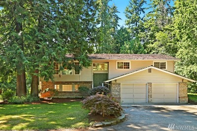 Lynnwood Single Family Home For Sale: 20426 12th Place W