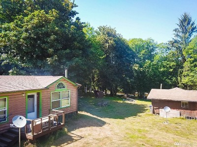 Montesano Single Family Home For Sale: 91 W Schafer Grade Lane