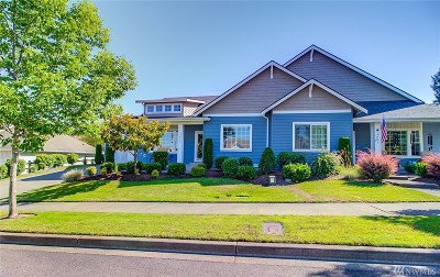Dupont Single Family Home For Sale: 3075 Ridge View Place