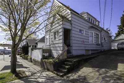 Seattle Multi Family Home For Sale: 6743 15th Ave NW