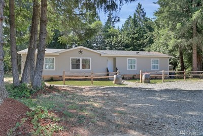 Pierce County Single Family Home For Sale: 19909 228th Ave. E.