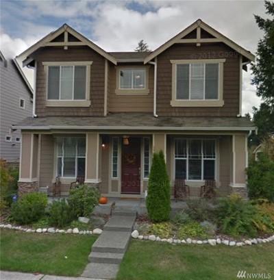 Thurston County Single Family Home For Sale: 3704 Snowberry St NE