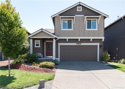 Maple Valley Single Family Home For Sale: 24063 SE 263rd Place
