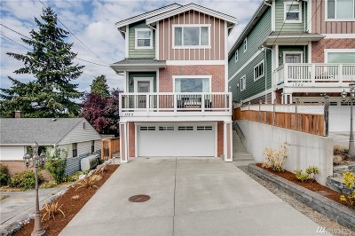Seattle Single Family Home For Sale: 1722 S Bennett St
