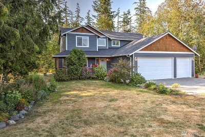 Anacortes Single Family Home For Sale: 6170 S Campbell Lake Rd