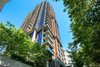 Condo/Townhouse Sold: 1420 Terry Ave #2201