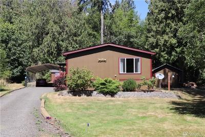Shelton WA Single Family Home For Sale: $199,900