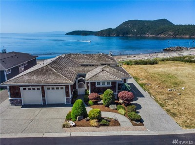 Anacortes Single Family Home Sold: 5103 Croatian Way
