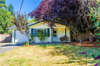 Thurston County Single Family Home For Sale: 1716 11th Ave SE