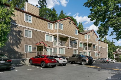 Issaquah Condo/Townhouse For Sale: 700 Front St S #C109