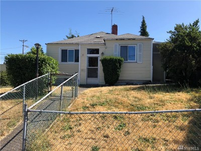 Tacoma Single Family Home For Sale: 1224 E 34th St