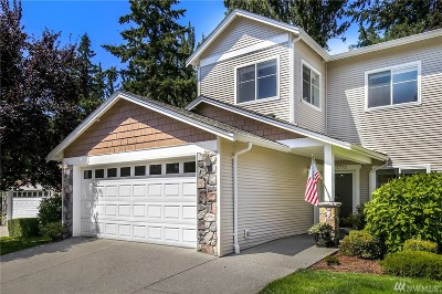 Kirkland Condo/Townhouse For Sale: 7772 NE 122nd Lane #D2