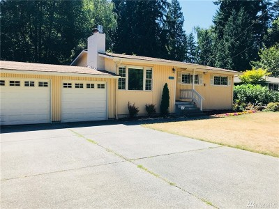 Bothell Single Family Home For Sale: 9303 184 Place NE