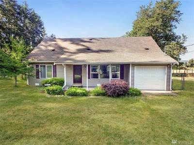 Puyallup Single Family Home For Sale: 15205 116th St E