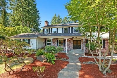 University Place Single Family Home For Sale: 8917 Parkridge Dr W