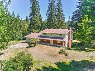 Issaquah Single Family Home For Sale: 24505 SE 165th