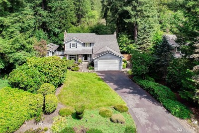 Issaquah Single Family Home For Sale: 3210 239th Ave SE