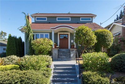 Seattle Single Family Home For Sale: 147 NE 58th St