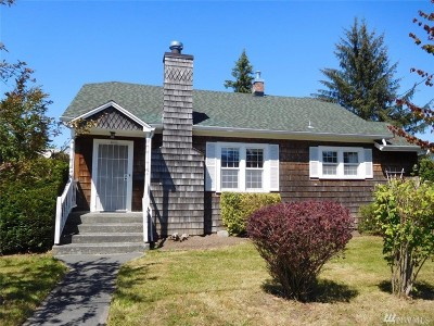 Skagit County Single Family Home For Sale: 606 State St