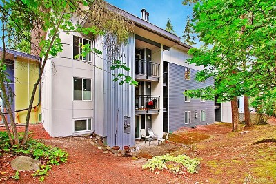 Bellevue Condo/Townhouse For Sale: 14515 NE 32nd St #H304