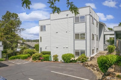 Bremerton Condo/Townhouse For Sale: 1541 Sheridan Rd #C-3