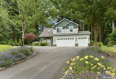 Snohomish Single Family Home For Sale: 10421 205th Dr SE