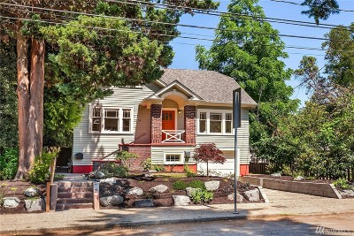 Seattle Single Family Home For Sale: 5134 S Morgan St