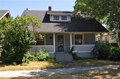 Auburn Single Family Home For Sale: 216 D St SW