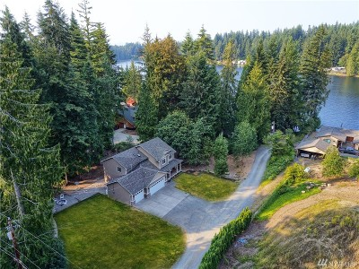 Snohomish Single Family Home For Sale: 5727 W Flowing Lake Rd