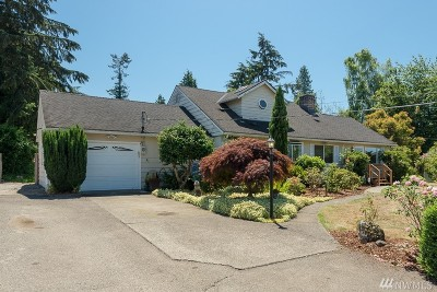 SeaTac Single Family Home For Sale: 3523 S 198th St