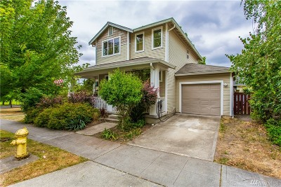 Seattle Single Family Home For Sale: 3700 S Holly Park Dr