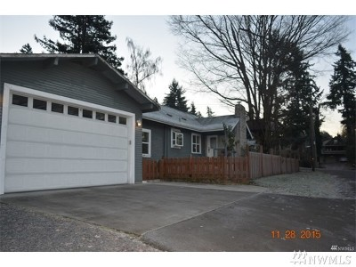 Milton Single Family Home For Sale: 1410 8th Ave