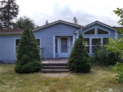 Roy Single Family Home For Sale: 37612 22nd Ave S