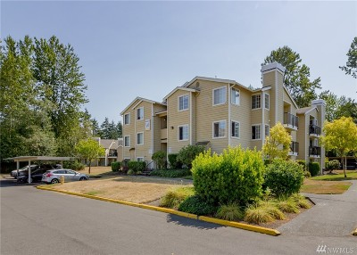 Federal Way Condo/Townhouse For Sale: 28708 18th Ave S #W-302