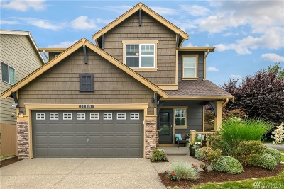 Bothell Single Family Home For Sale: 18118 29th Dr SE