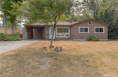 Federal Way Single Family Home For Sale: 845 SW 312th St