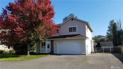 Sumner Single Family Home For Sale: 3003 146th Ave E