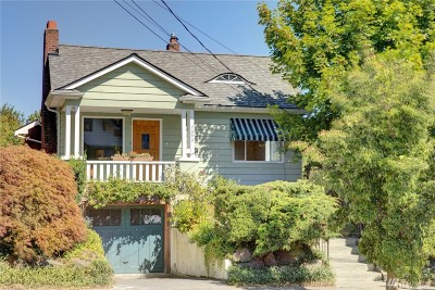 Seattle Single Family Home For Sale: 7040 22nd Ave NW