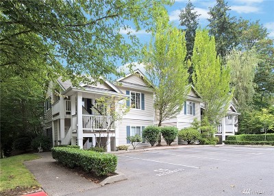 Bothell Condo/Townhouse For Sale: 12108 NE 172nd Place #H102