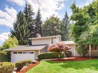 Redmond Single Family Home For Sale: 6821 153rd Ave NE