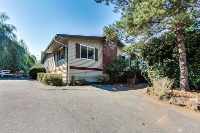 Snohomish Single Family Home For Sale: 16414 162nd Dr SE
