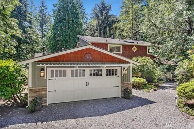Redmond Single Family Home For Sale: 27831 NE 47th St