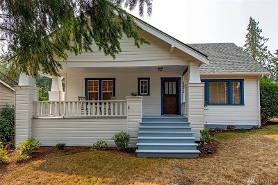Shoreline Single Family Home For Sale: 1851 N 200th St