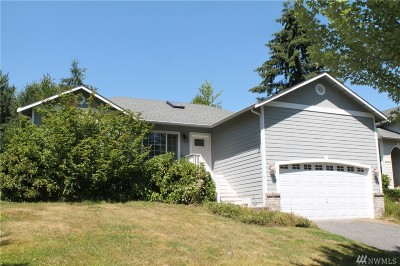 Lake Stevens Single Family Home For Sale: 13003 12th Place NE