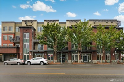 Seattle Condo/Townhouse For Sale: 6015 Phinney Ave N #209