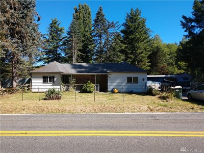 Thurston County Single Family Home For Sale