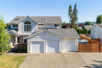 Puyallup Single Family Home For Sale: 15013 87th St Ct E