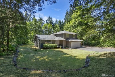 Port Orchard Single Family Home For Sale: 945 SW Moffett Lane