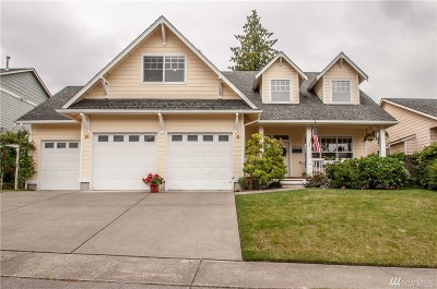 Lake Stevens Single Family Home For Sale: 3320 114th Dr NE